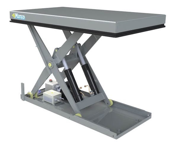 Economy Scissor Lift Table