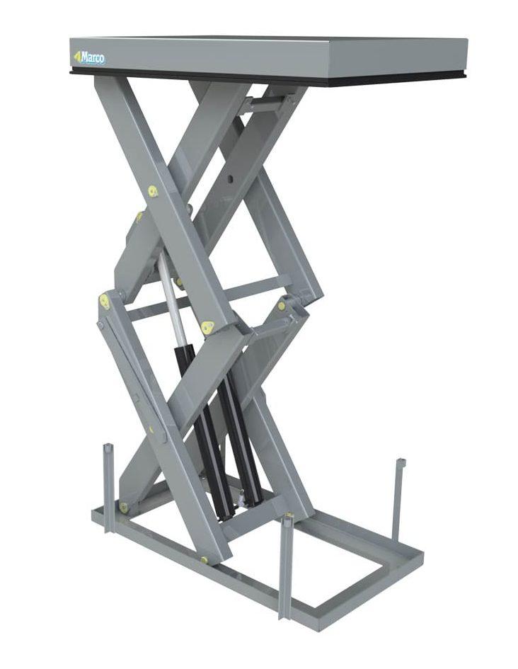 High Scissor Lift Table