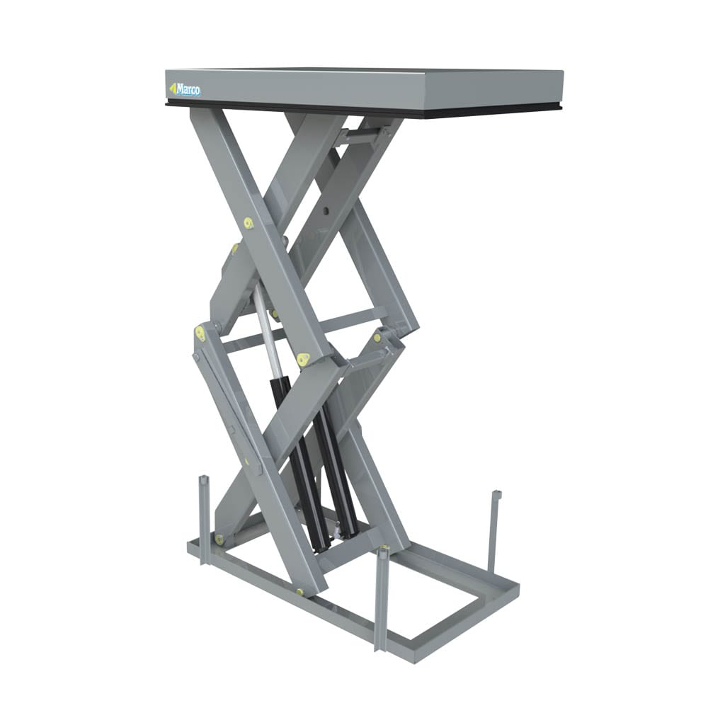 Marco High Hydraulic Scissor Lift Table
