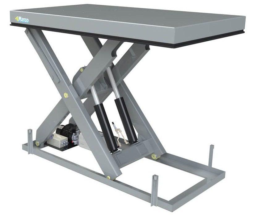 Single Scissor Lift Table