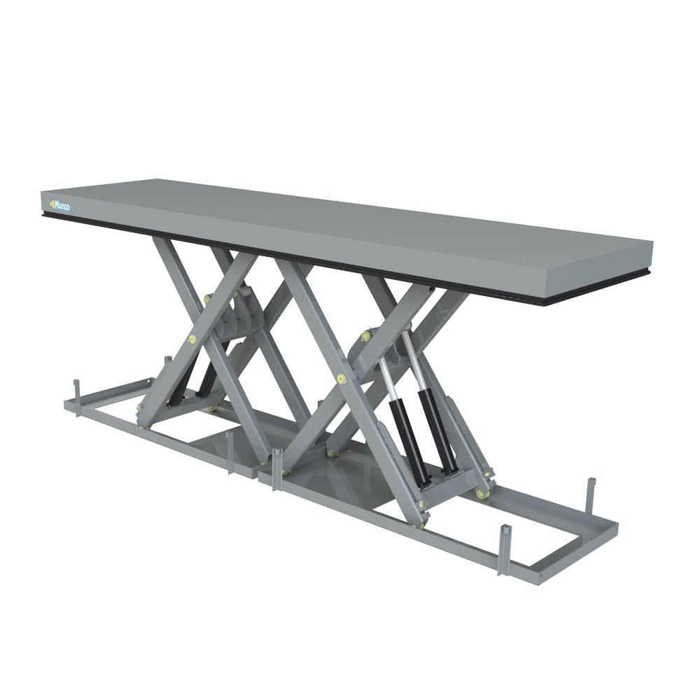 Twin Scissor Lift Table